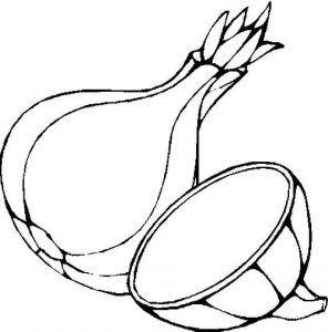 Eglenceli Sebze Kartlari Ve Boyama Sayfalari 28 çizimler