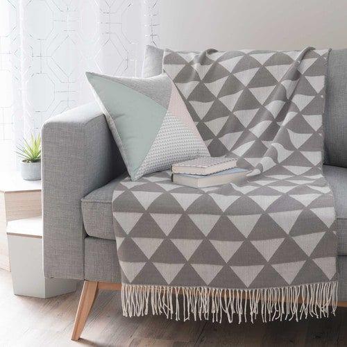 textile ma chambre cosy parfaite nordique d co plaid. Black Bedroom Furniture Sets. Home Design Ideas