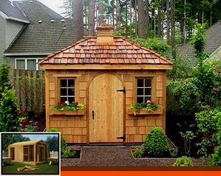 Diy shed plans 8x10. We show you all the steps to build a ...