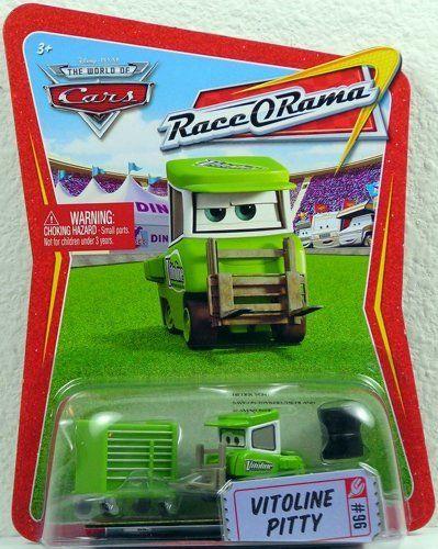Disney Pixar Cars Movie 1 55 Die Cast Car Series 4 Race O Rama