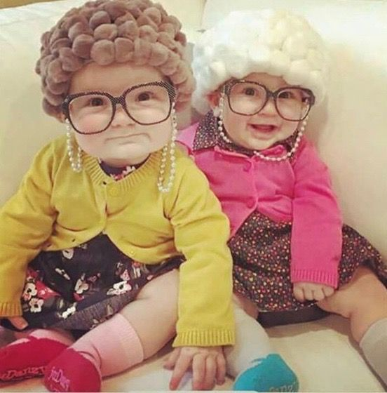 Explore Baby Halloween Costumes and more!  sc 1 st  Pinterest & Image result for little old ladies | Little Old Ladies | Pinterest