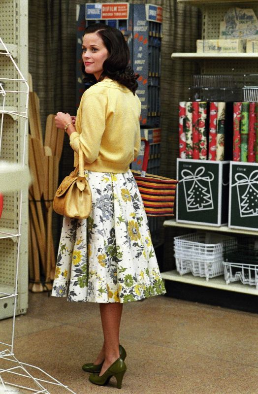 Pin By Emma Ryan On Costume Design Walk The Line Movie Reese Witherspoon Style Walk The Line