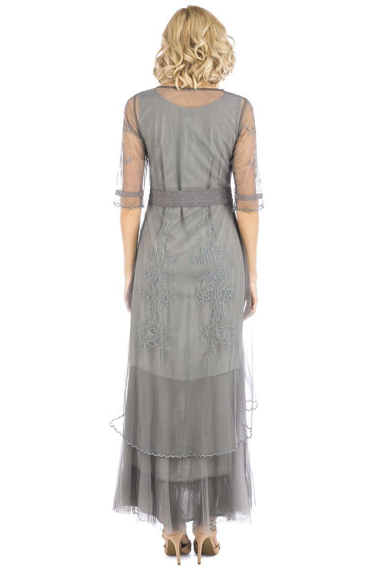 Wildly romantic nataya dressesvintage inspired wedding gowns