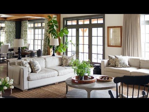 Interior Design A Sophisticated Country House With Traditional Decor