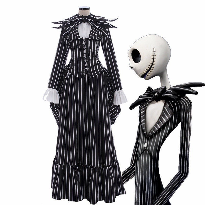 The Nightmare Before Christmas Cosplay Jack Skellington