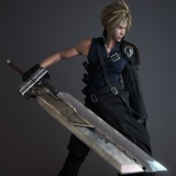 Fusion Sword A Photo Of Fusion Sword Of The Hero Cloud