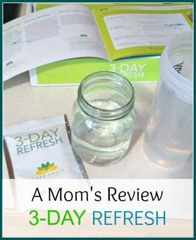 A mom's honest review of 3-Day Refresh from Beachbody. #fitmom #health #fitness #BeachbodySupplement...