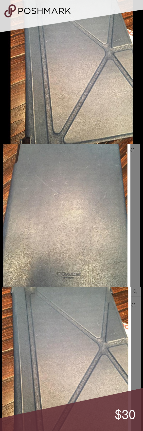 COACH Official Site Official page | BLEECKER ORIGAMI IPAD AIR CASE ... | 1740x580