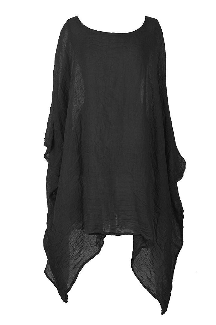 New Ladies Italian Oversized Baggy Tunic Dress /& Quirky Womens Lagenlook Top