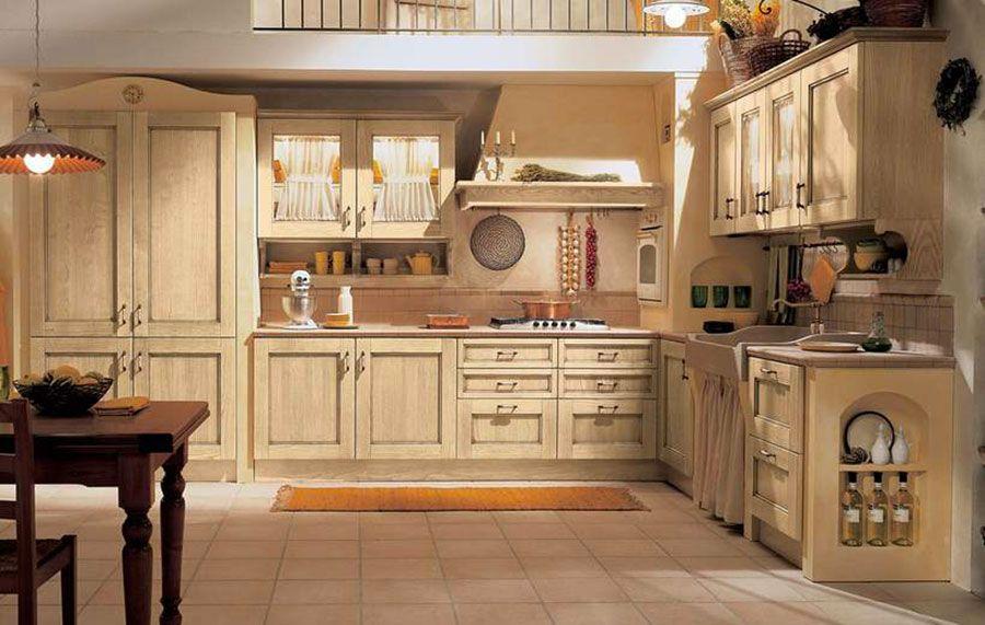 20 Splendide Cucine Provenzali in Legno | cucine | Kitchen ...
