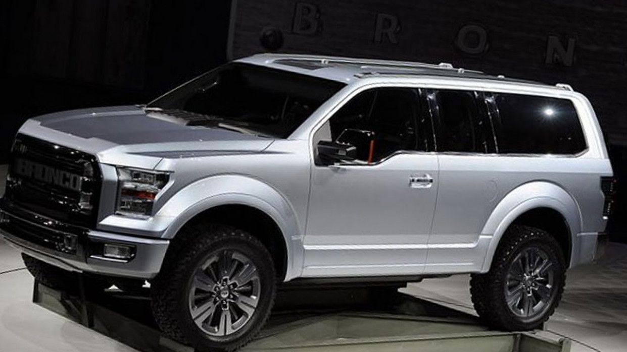 12 Picture 2020 Ford Bronco 4 Door in 2020 Ford bronco