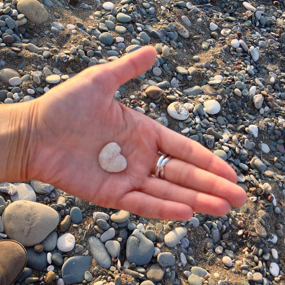 Every Day We Find These Cute Heart Shaped Stones On The Beach Go Pick Yours Yoga Resort Happy Love Holiday Summer Bea With Images Cyprus Resorts Resort Luxury Spa