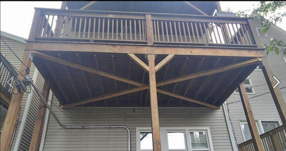 Image Result For Deck Sway Bracing Outdoor Decor Outdoor