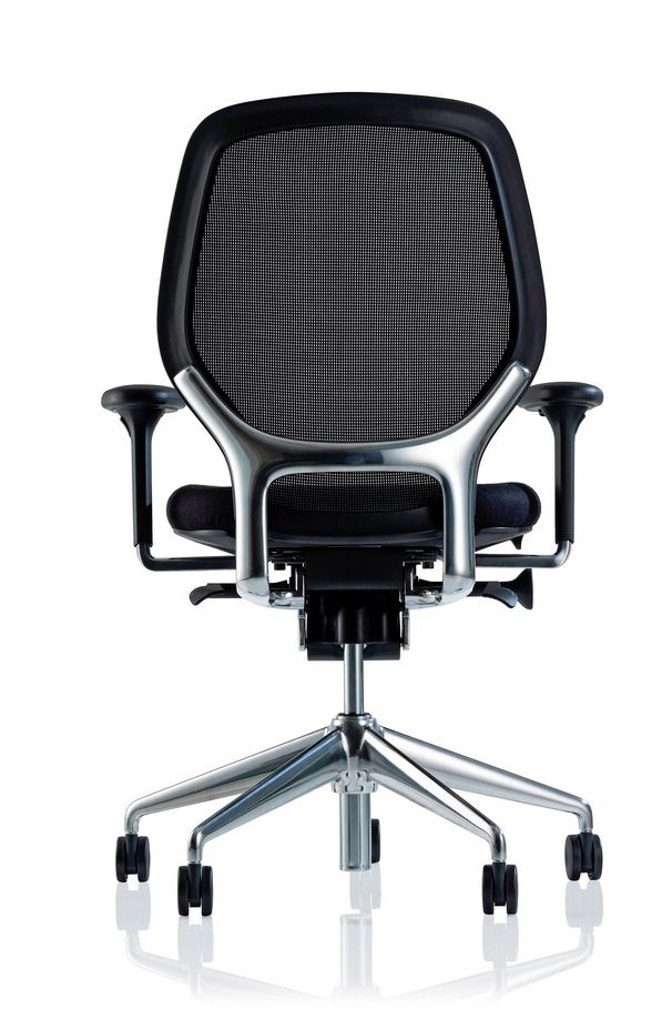 Ara Task Chair - Product Page: http://www.genesys-uk.com ...