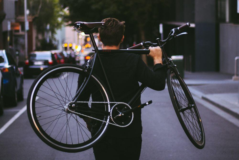 Lekker Bike Bikes Bicycle Bicycles Amsterdam Commuter Fixie