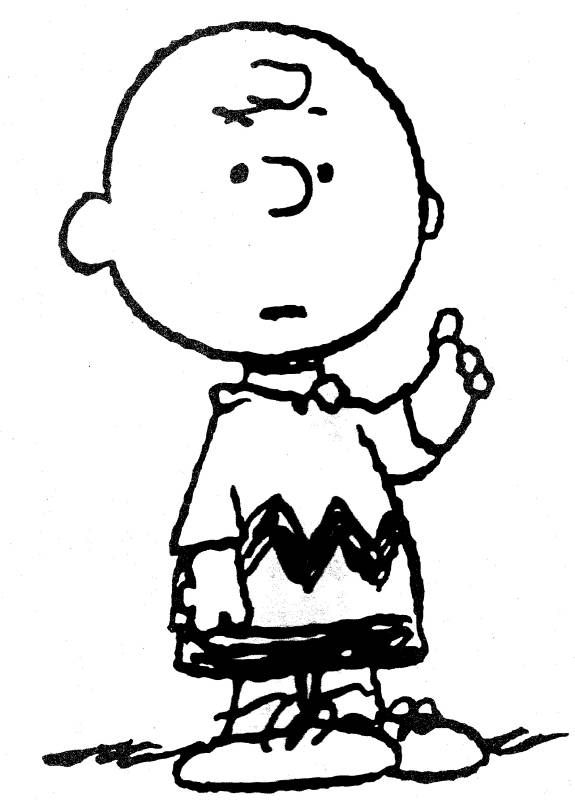 peanuts characters coloring pages - Peanuts Characters Coloring Pages