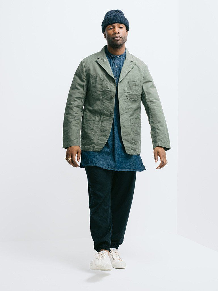 Engineered Garments Bedford Jacket - GENTRY NYC - 1  ad3c1897ac11