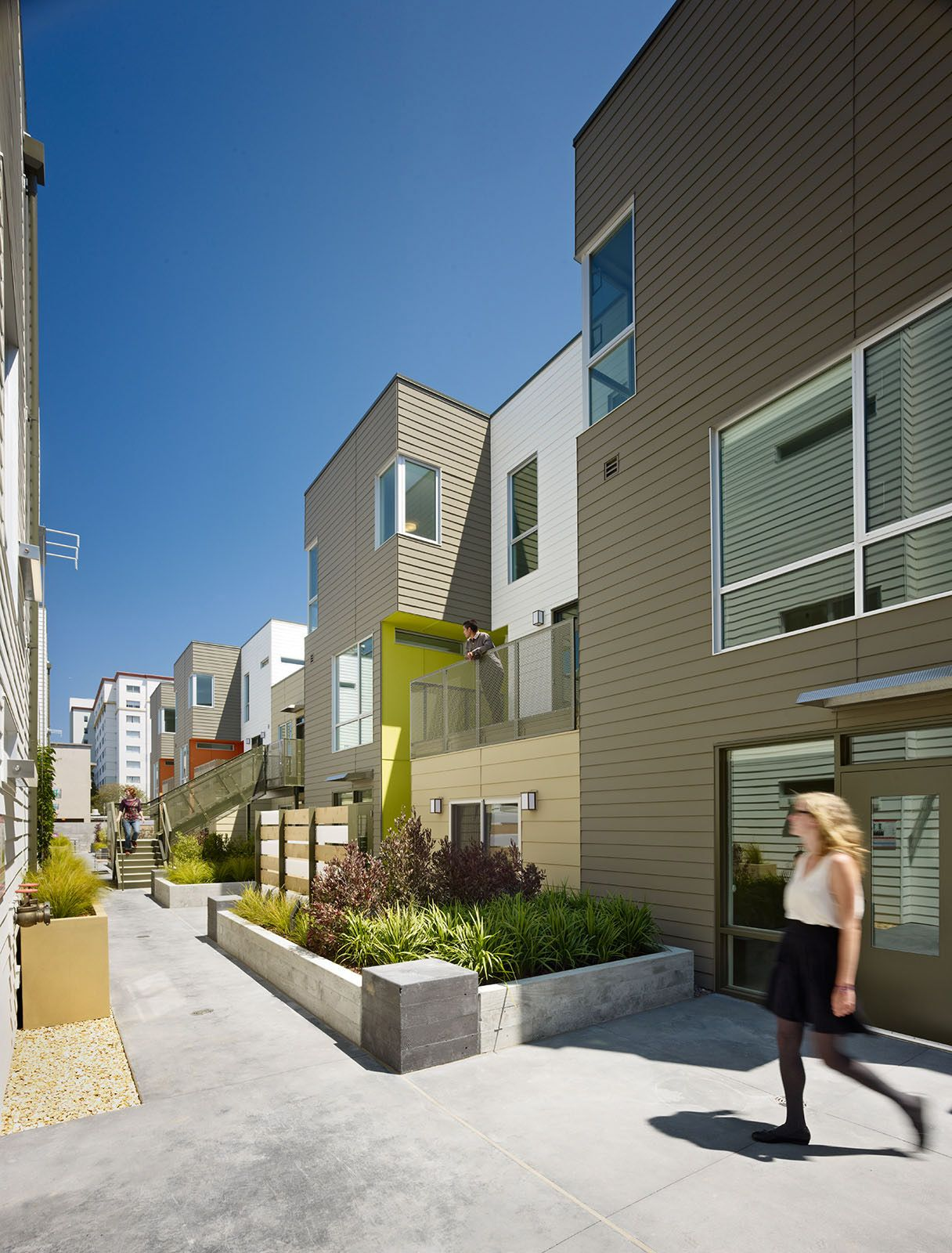 Navigating The Hills Of Affordable Housing An Interview With David Baker Part 2 Build Blog Social Housing Architecture Affordable Housing Urban Housing