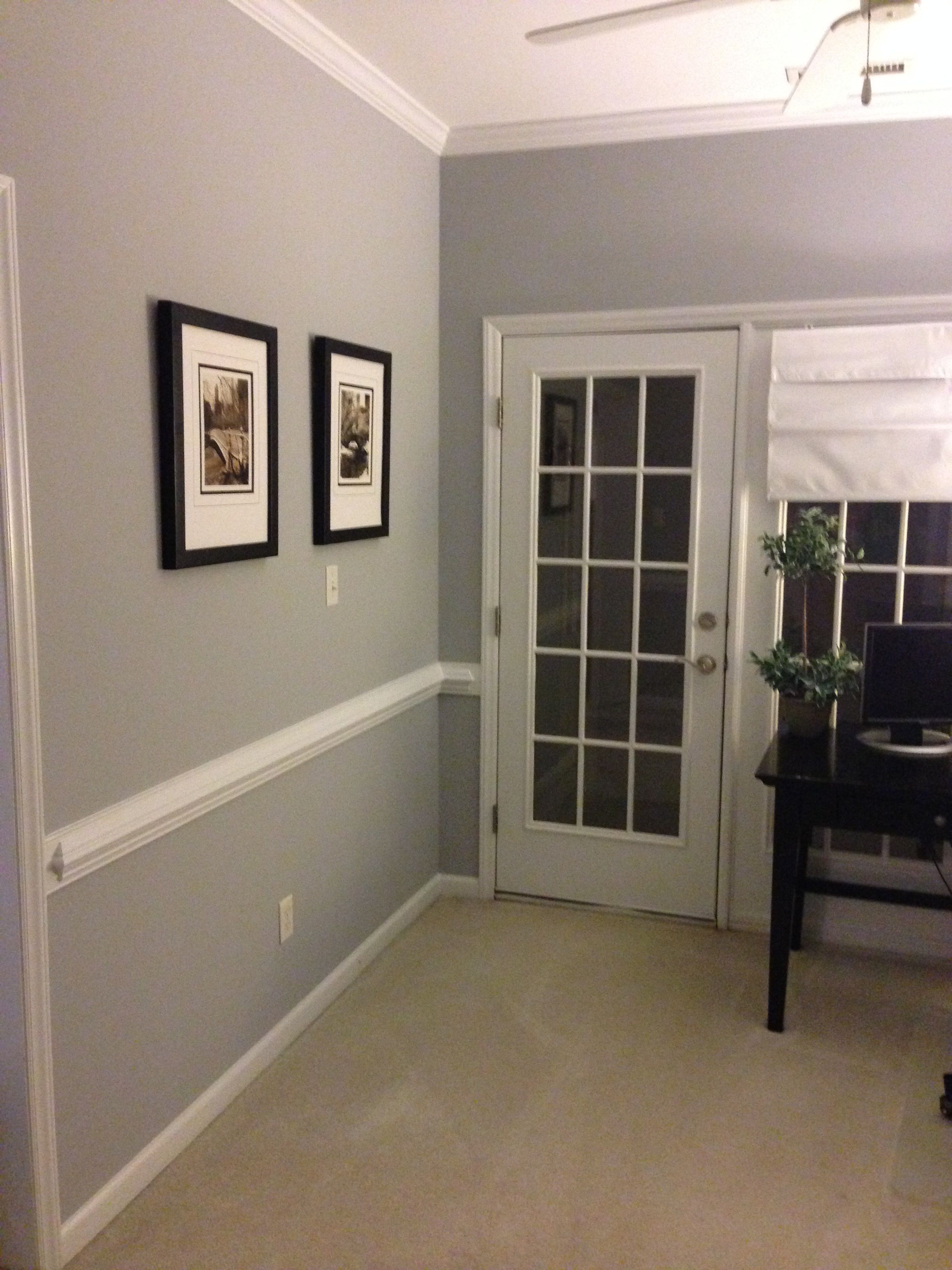 Amazing Grey Paint Sherwin Williams Lazy Gray For The Home White Kitchen