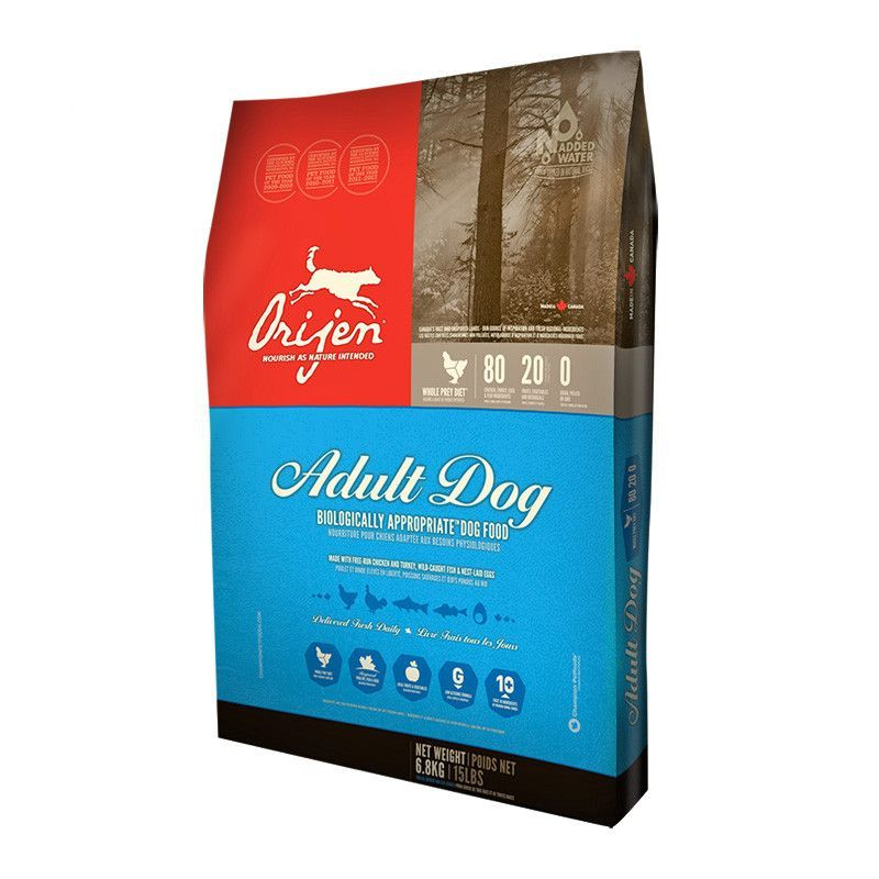 Orijen Original Best dry dog food, Best dog food, Dry