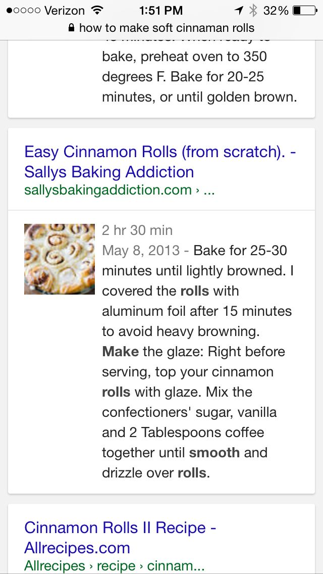 Put foil on rolls when baking to prevent over browning