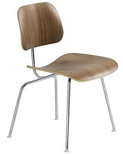 eames molded plywood dining chair design within reach modern
