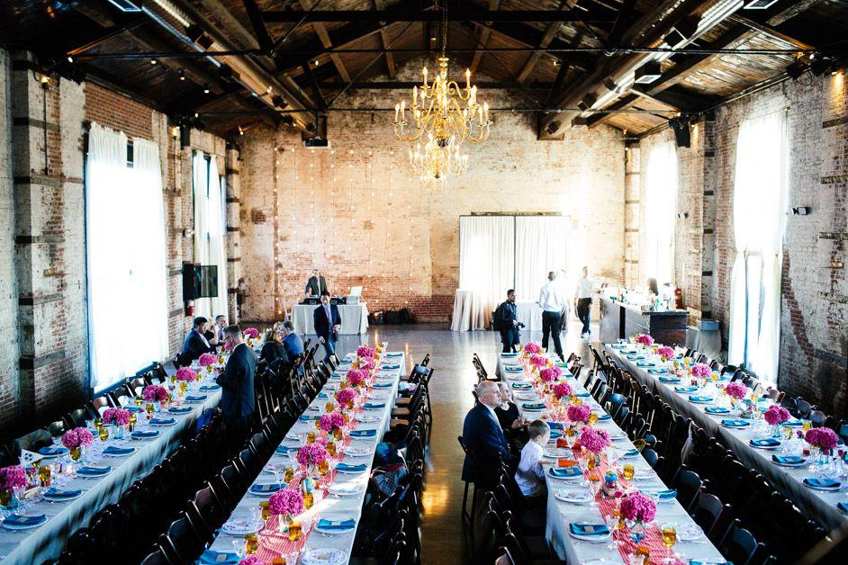 Green Building Wedding Brooklyn Nyc Natasha Dougs At The What
