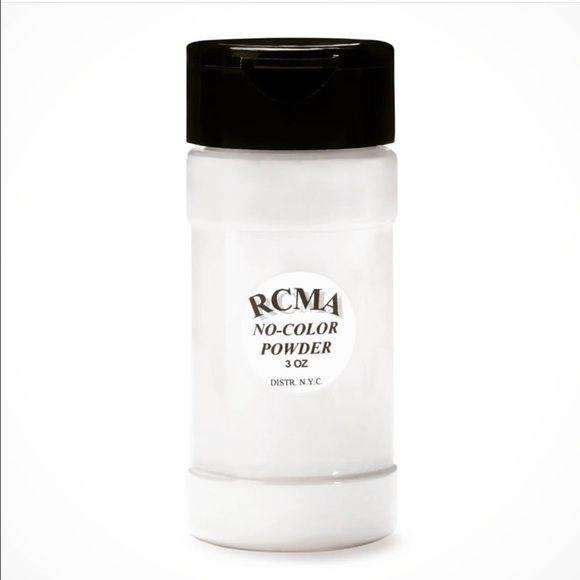Iso Rcma Powder Rcma Makeup Powder Makeup Color Powder