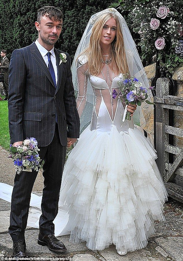 As Kim Sears Marries Andy Murray A Look Back At Celebrity Brides Worst Wedding DressBad