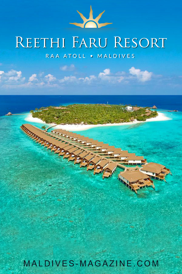 Reethi Faru Resort With An Amazing House Reef Reethi Faru