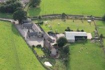 Lower Damgate Farm Cottages, Dovedale, Ashbourne, Derbyshire, England. Travel. Holiday.