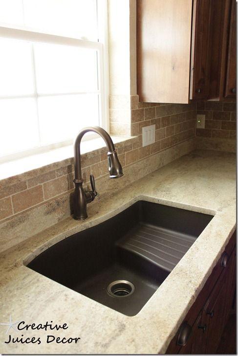 Blog Rustic Tuscan Kitchen Sink Oil Rubbed Bronze Bronze