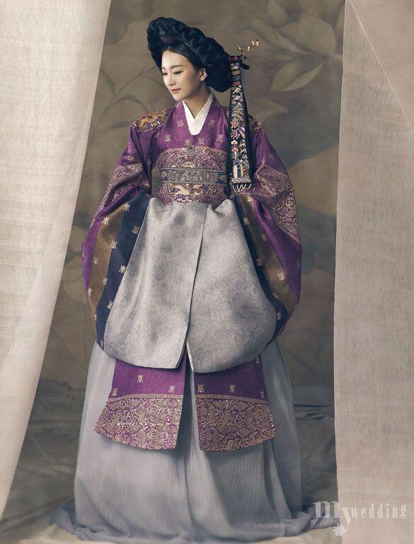 한복 Hanbok : Korean traditional clothes[dress]   #Wedding ...