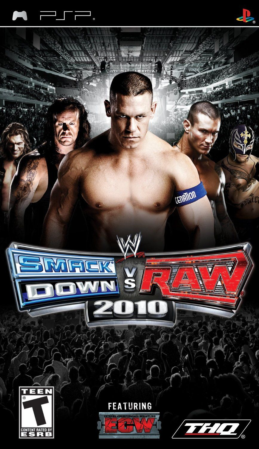 Buy WWE Smackdown Vs Raw 2010 (PSP) Online at Low Prices in