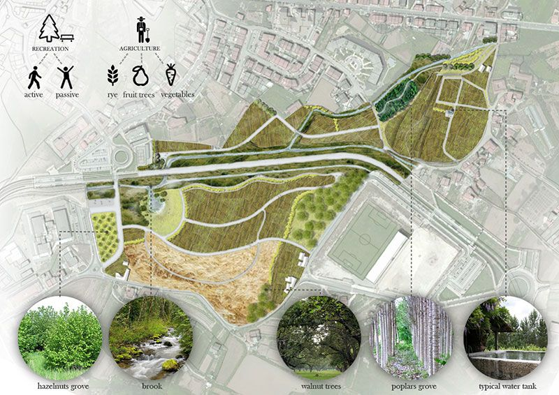 Lourinha eco productive park siti parco urbano for Siti design interni