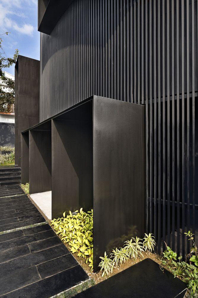 Photo of Galerie des Hauses der schwungvollen Schatten / Abin Design Studio – 2 #c