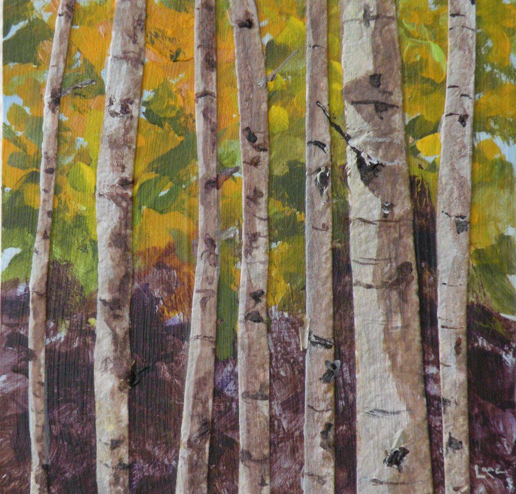 Le bouleau est un arbre que j'aime particulièrement... Saumdra l'a parfaitement sublimé.... Découvrir son monde ici...         ...