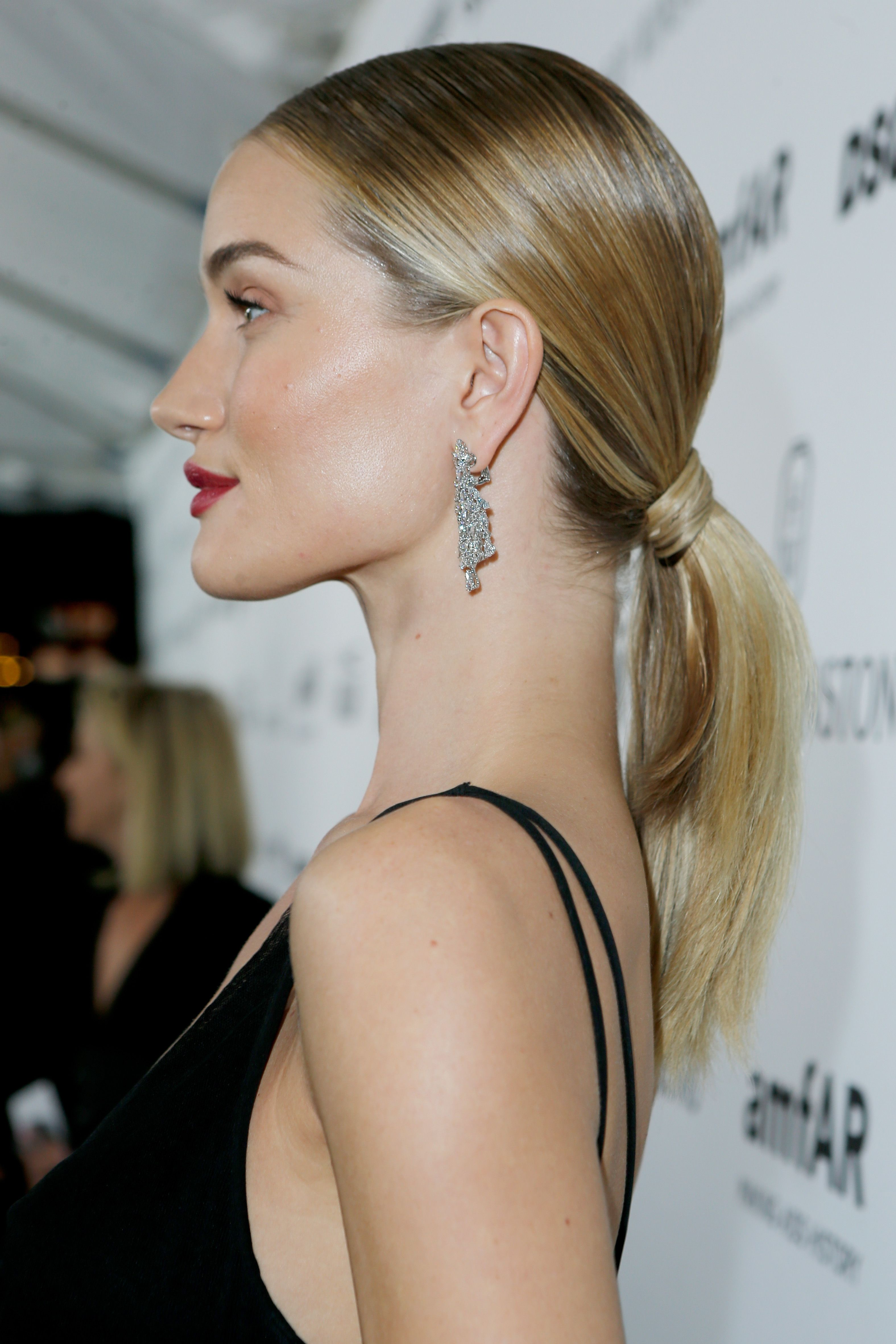 40 celebrities who managed to make the ponytail cool | ponytail