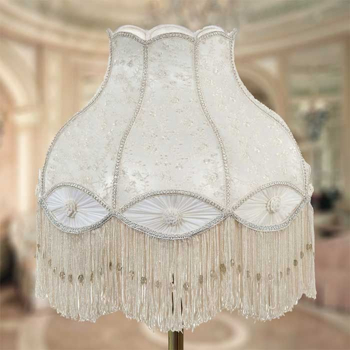 Victorian Lace Bell Shade Victorian Lamps Shabby Chic Lamp Shades Victorian Lampshades
