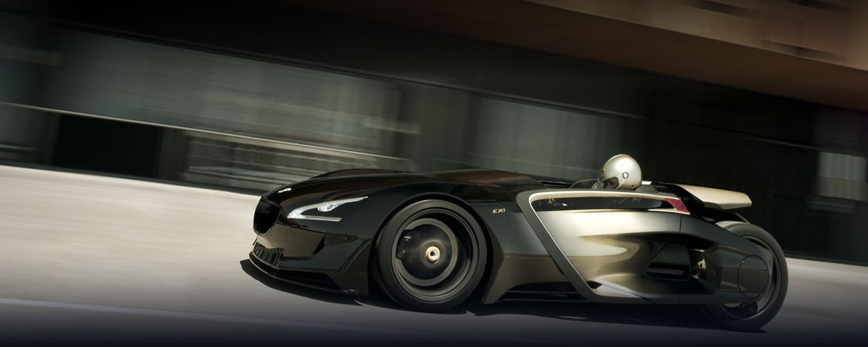 Captivating Discover The EX1, A Concept Car By Peugeot