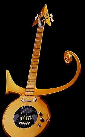 Prince Symbol Guitar Legendary Guitars Pinterest Guitars