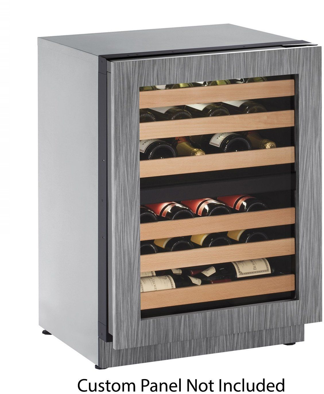 U Line U2224zwcint00b 24 2000 Series Built In Wine Cooler With 43 Bottle Capacity In Panel Ready Want Additional Info Click On T Wine Adjustable Shelving Cool Things To Buy