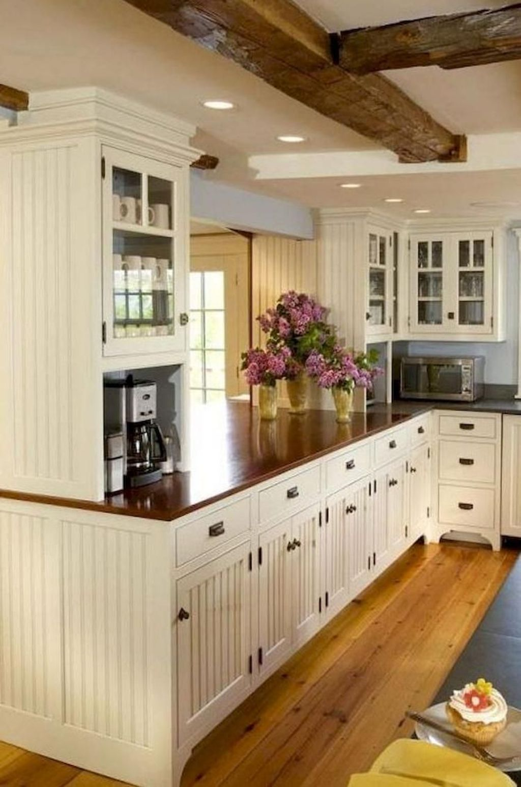 35 newest farmhouse makeover ideas for kitchen