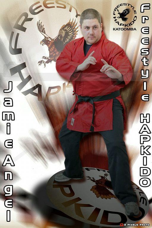 Freestyle hapkido