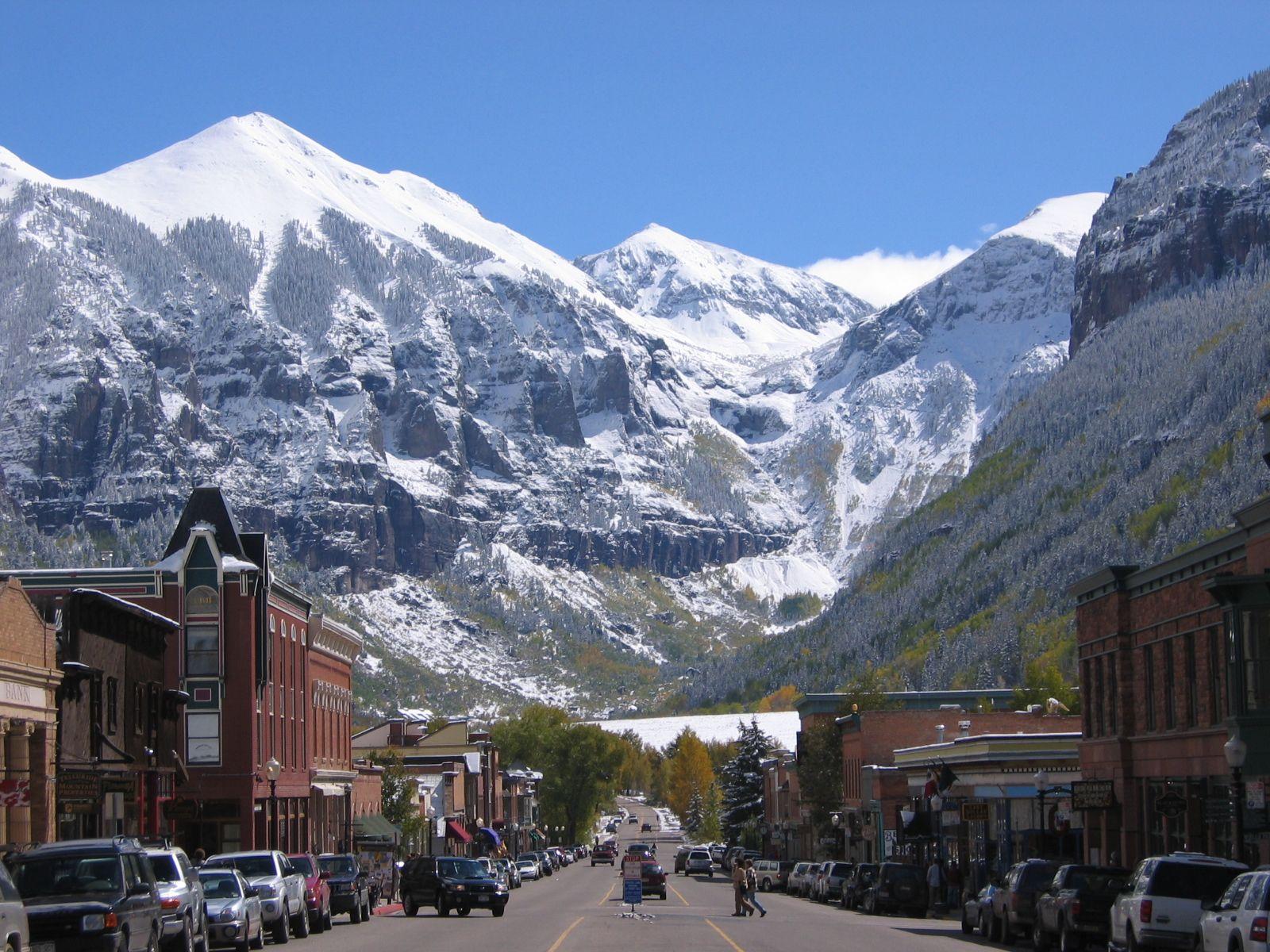 Colorado Telluride My Favorite Place