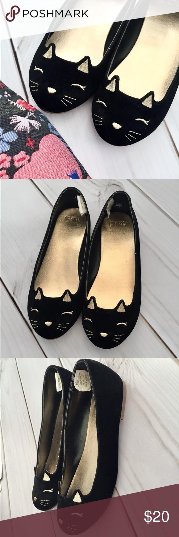 EUC Cat Flats Shoes Cat flats, Shoes flats, Me too shoes