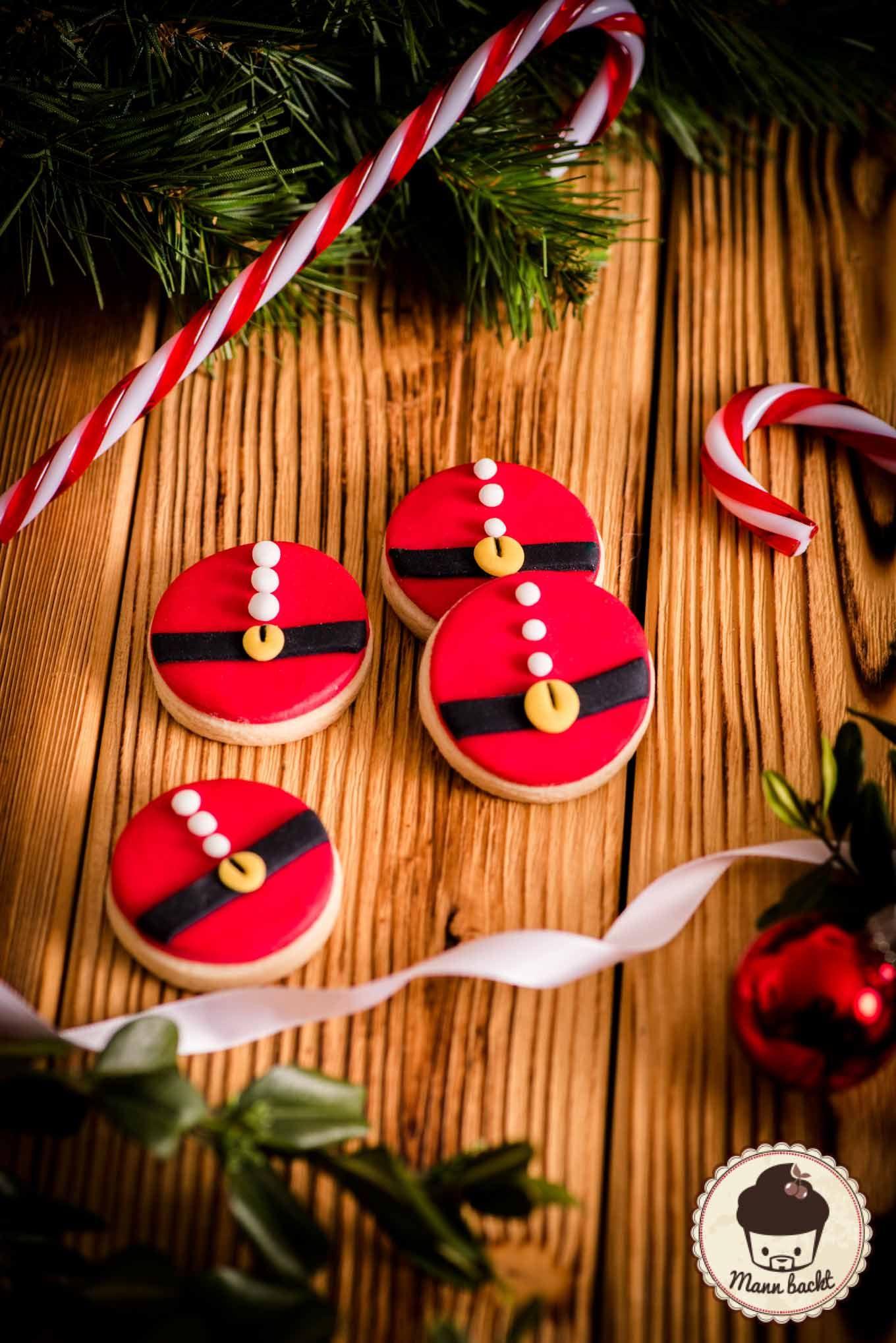 Christmas Cookies Christmas Fondant Cookies Weihnachtskekse