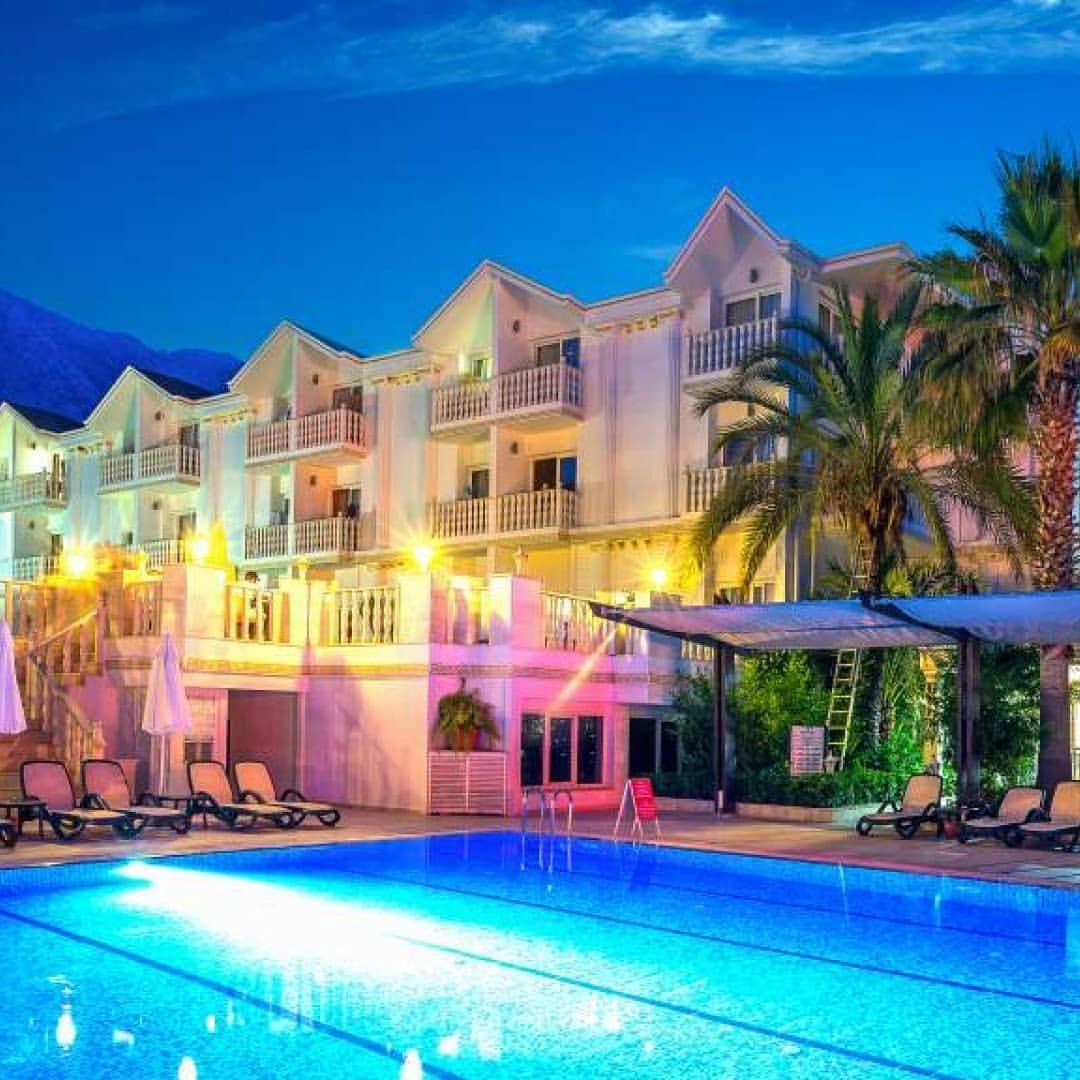 Antalya Onkel Hotels Kapali Havuz Oteller Spa