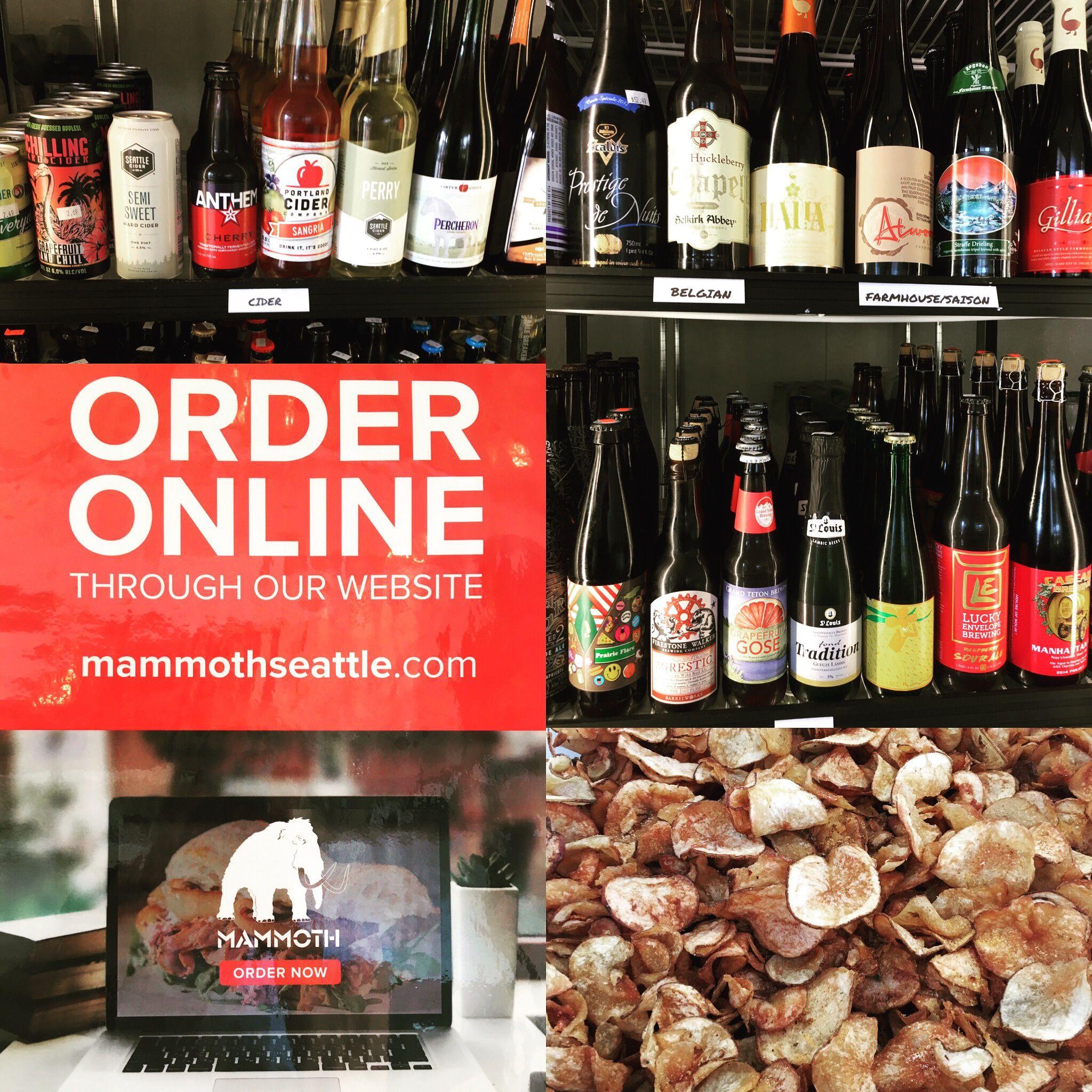 Mammoth eastlake cider order online
