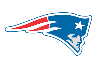 image relating to Printable Patriots Logo called Vector emblem down load free of charge: Fresh new England Patriots Emblem Vector